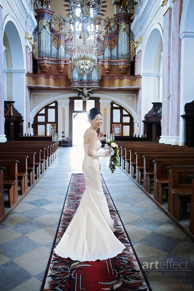 Fotografia ślubna Mstów wesele Spichlerz