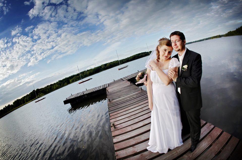 Evgeniya i Grzegorz – Zdjęcia ślubne Tychy – Promnice – Paprocany