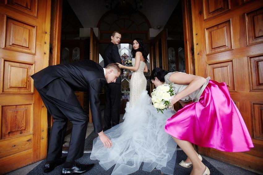 Ewelina i Karol – fotografia ślubna Będzin