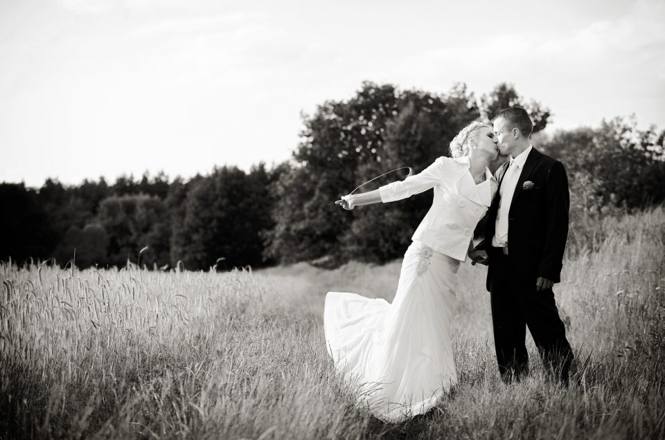 Marta i Krzysztof – zdjęcia ślubne Gliwice – Rudy