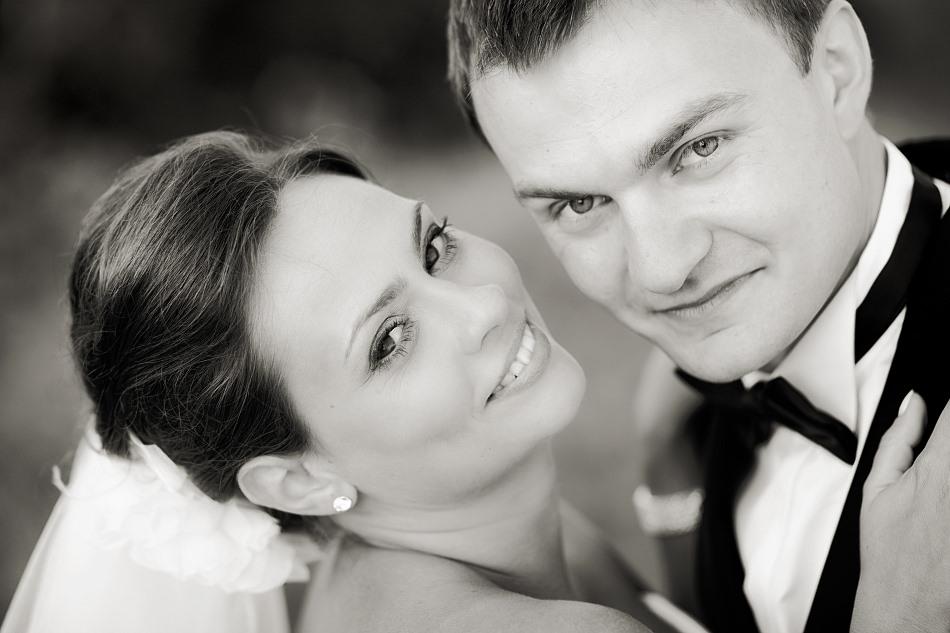 Ślubna sesja plenerowa Asi i Leszka : Bielsko-Biała, Beskidy