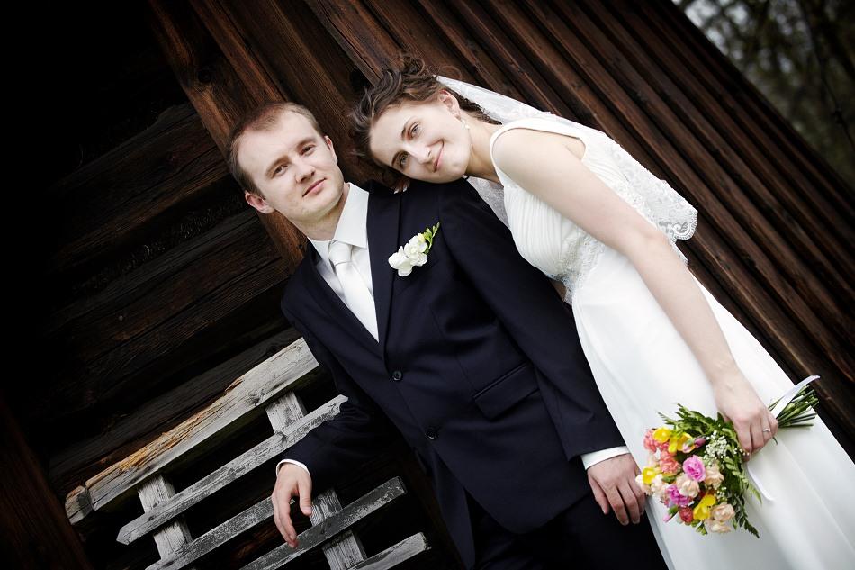 Plener ślubny w górach…