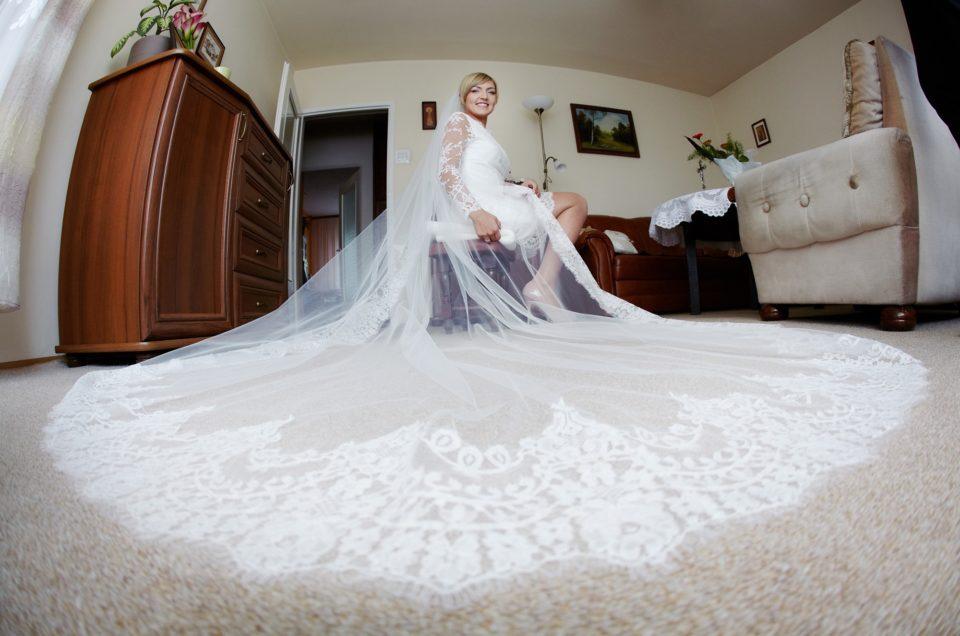 Zdjęcia ślubne Kasi i Łukasza