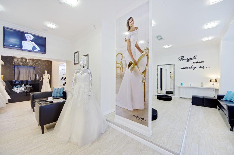 Salon Sukien Ślubnych M&N Bridal w Katowicach – Realizacja Zdjęcia Firmowe Google