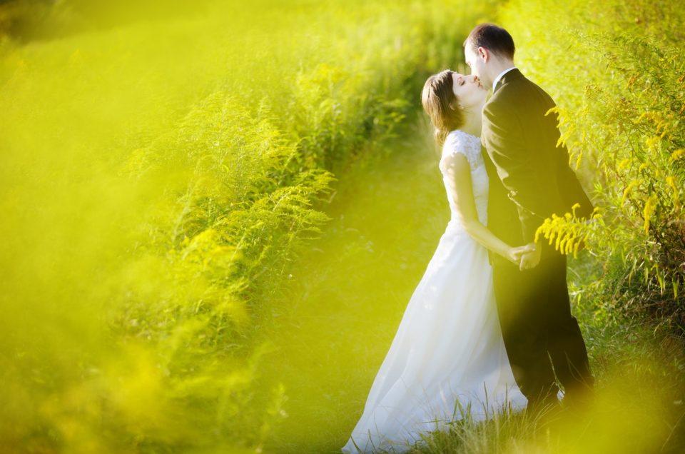 Zdjęcia ślubne Oli i Piotra