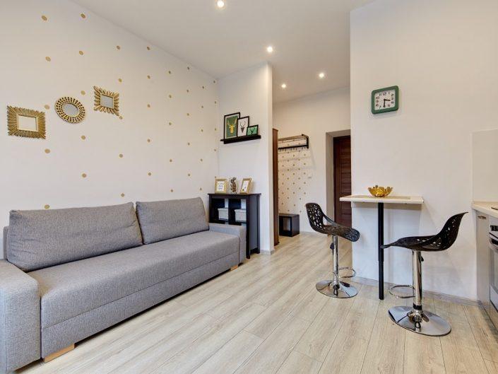 Małe mieszkanie Katowice