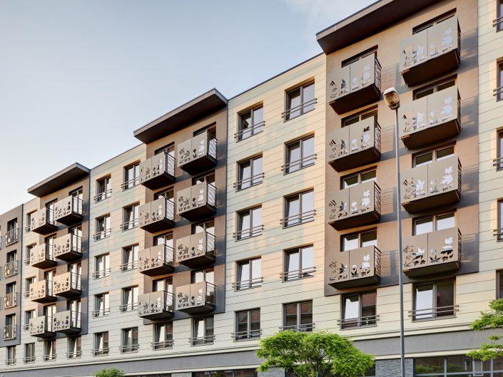 Apartamentowiec Gliwice