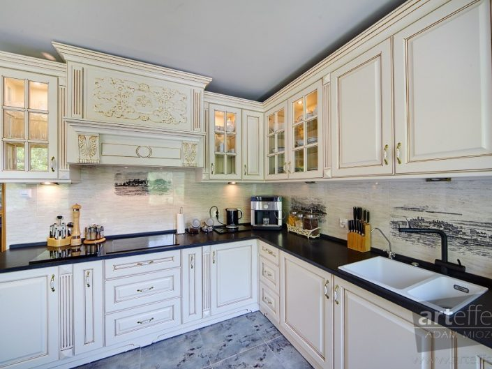fotograf Śląskie wnętrza meble kuchenne Zadora