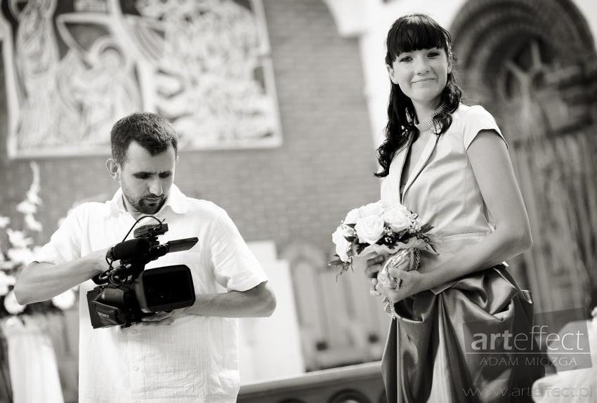 zdjęcia ślubne będzin fotograf na wesele