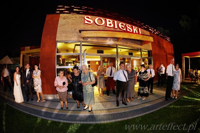 zdjęcia slubne Kedzierzyn Koźle wesele restauracja Sobieski