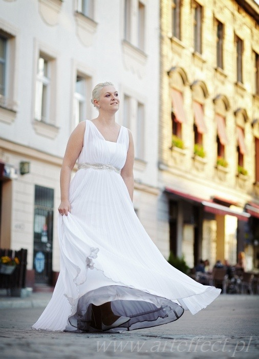 zdjęcia ślubne sesja plener Kraków starówka