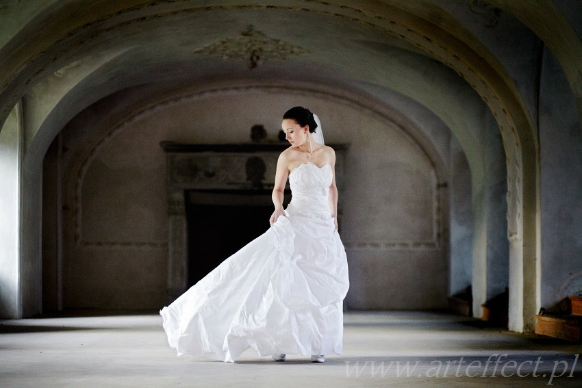 fotograf Kedzierzyn Koźle ślubna sesja plener pałac