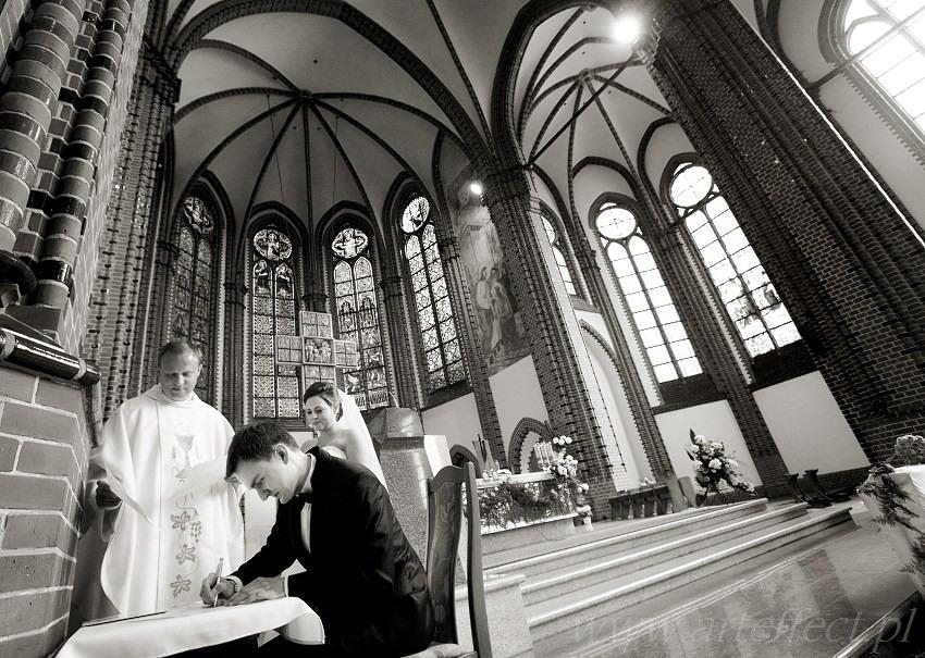 Fotografia ślubna Katowice wesele Hotel Diament Zdjęcia ślubne Katowice kościół św. Pawła