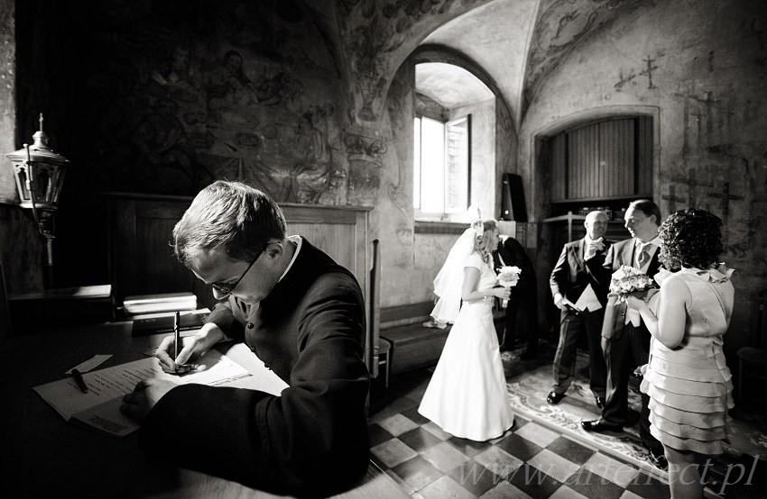 fotografia ślubna Niepołomice małopolska fotograf wieliczka Folwark Zalesie