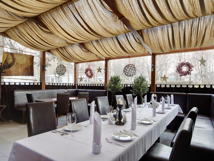 Restauracja PanDeRossa w Katowicach