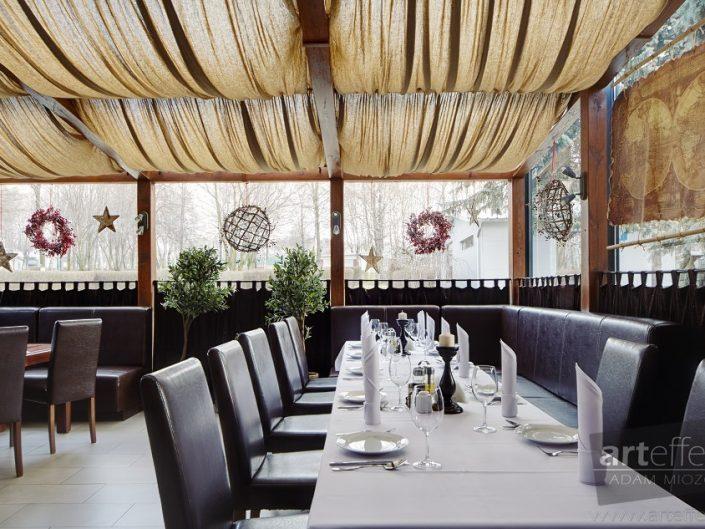 zdjecia wnętrz Katowice restauracja Panderossa