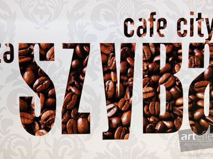 zdjęcia wnętrz Tychy kawiarnia Za Szybą