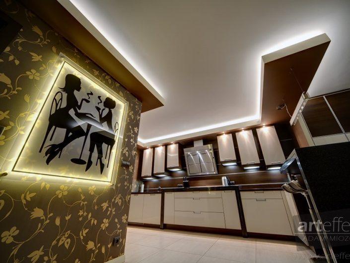 zdjęcia wnętrz Śląsk fotograf meble kuchenne na wymiar