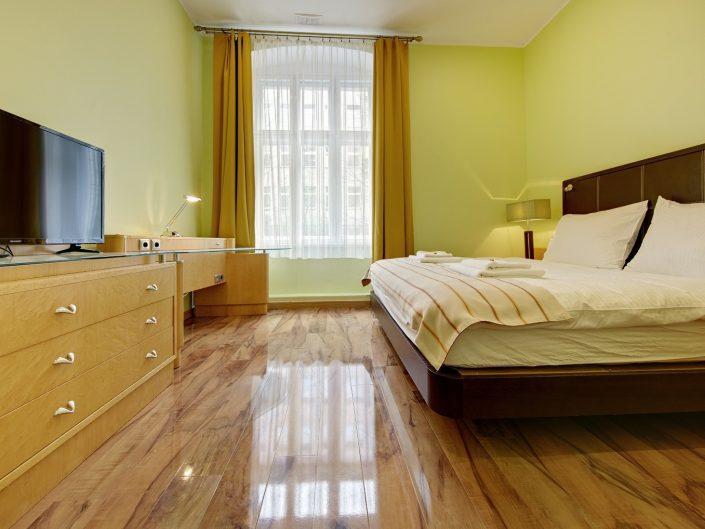 Małe mieszkanie na wynajem w Katowicach