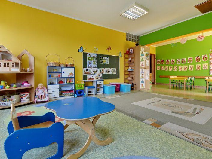 Niepubliczne Przedszkole Tęcza w Katowicach