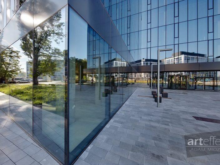 Biurowiec CU Office Wrocław zdjęcia Biura na wynajem we Wrocławiu
