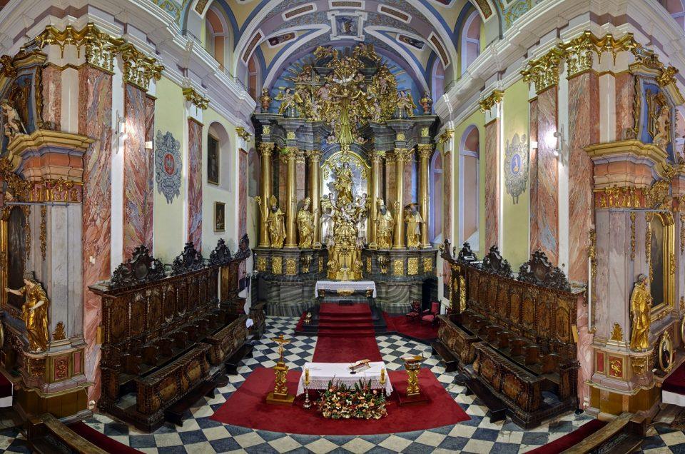 Klasztor i Kościół p.w. Wniebowzięcia NMP w Mstowie