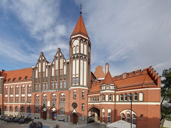 Stara Poczta w Gliwicach - Inwestycja DL Invest