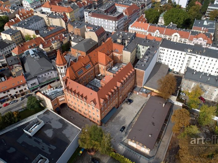 Fotograf wnętrz Gliwice Stara Poczta