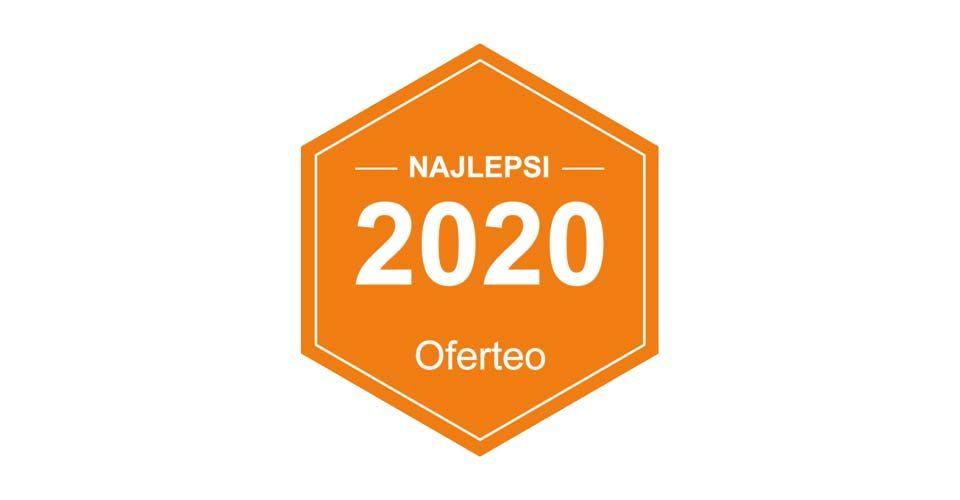 Najlepsi 2020 - Oferteo