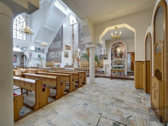 Będzin kościół św Jadwigi