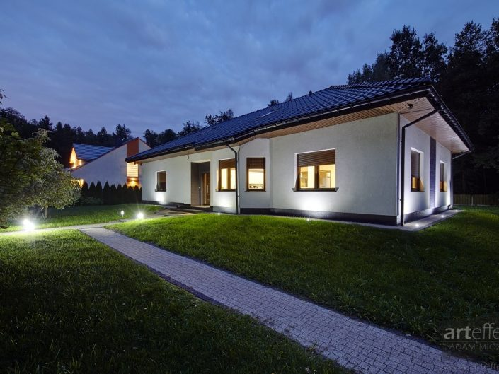 zdjęcia domów Mikołów