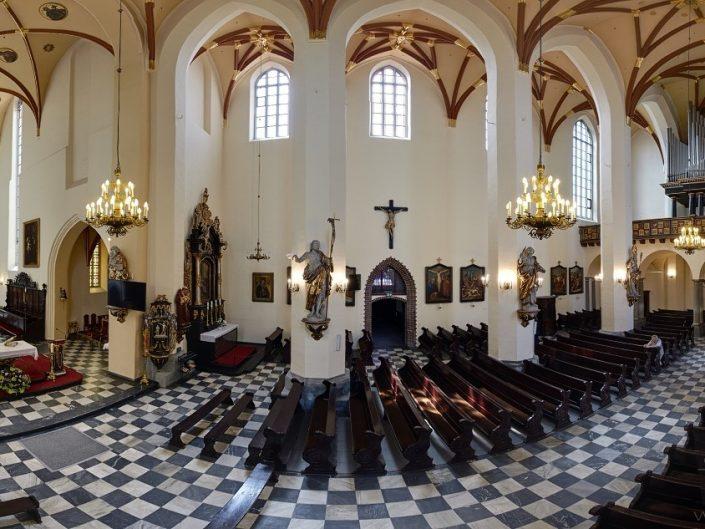 Kościół pw. Wszystkich Świętych w Gliwicach
