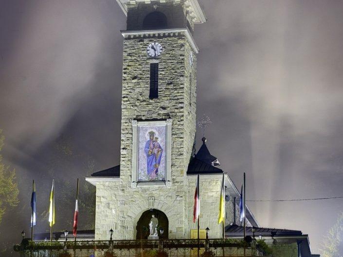 Sanktuarium maryjne na Gorce Szczyrk